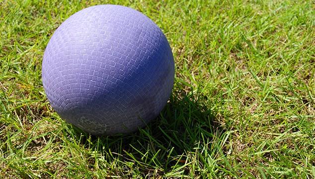 Juego de pelota: Pelota sentada